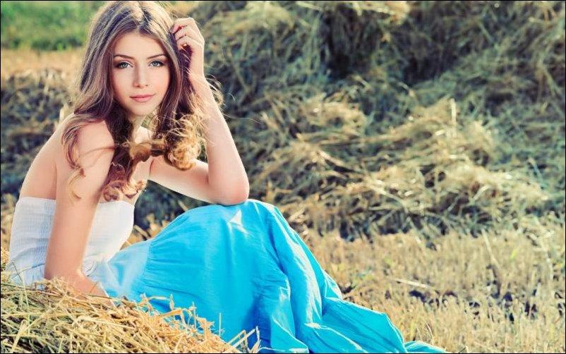 Красивые девушки модели 13 фотография