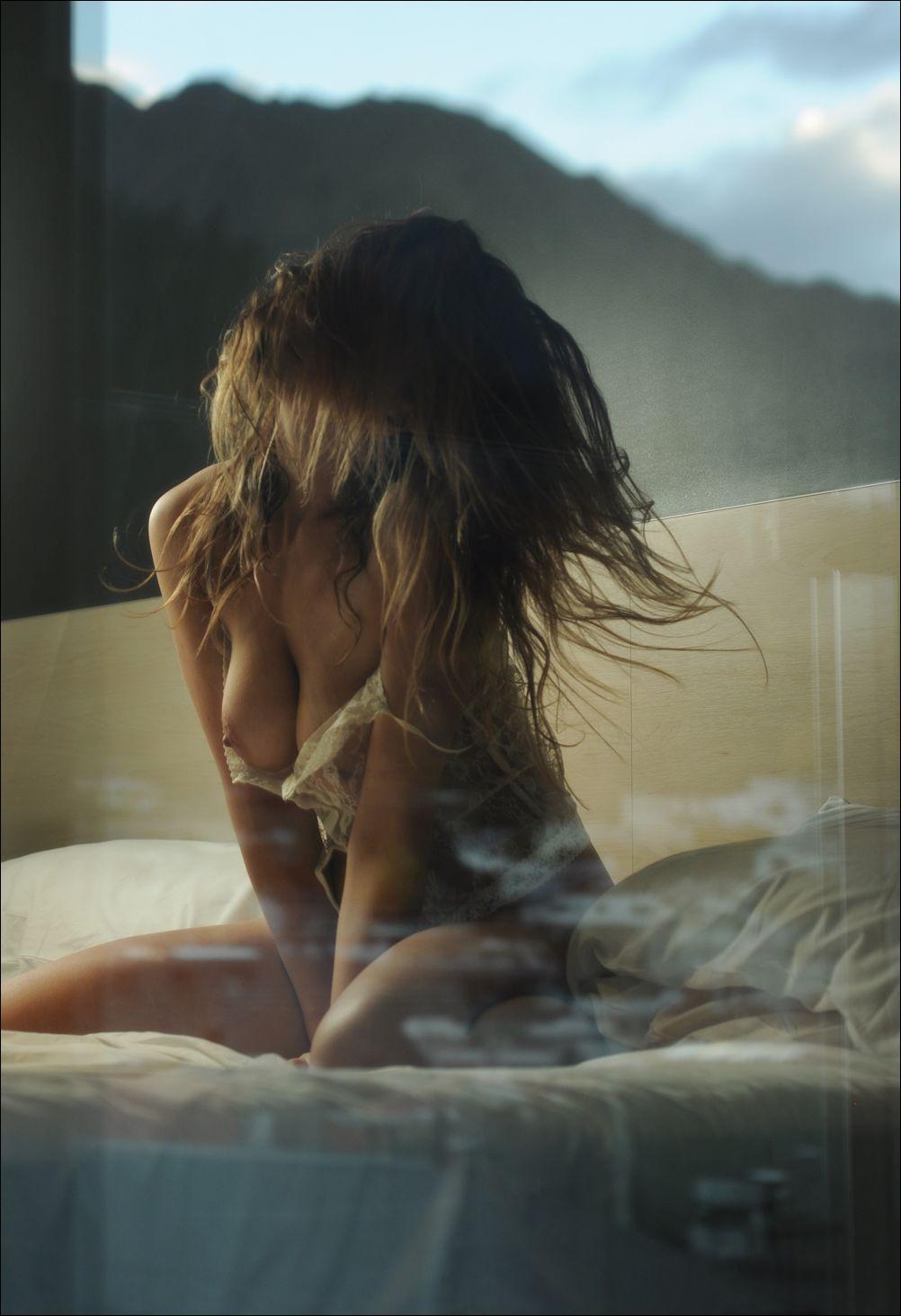 Эротические фото перед сном 10 фотография